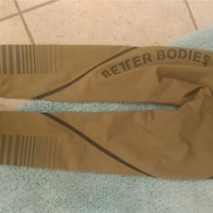 Better Bodies leggings